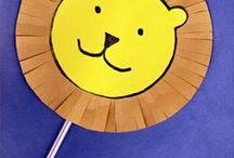 Preschool Activies / by Joy Martin