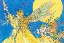 Just Fairies.!! <3 / by Josefina Diaz (Josie)