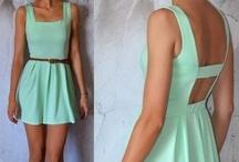 Dresses / by Iesha Bush