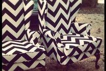 zebra-tastic / black and white stripes abound / by Leah Elzinga