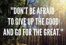 Live Each Moment / by Panera Bread