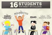 Infographics: What's the 411? / Because who doesn't love a good infographic? (...Bueller? Bueller?) / by Textbooks.com