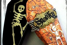 ♥All Halllows' Eve♥ / Halloween ideas / by Bren Yule {Inspiration Institute}