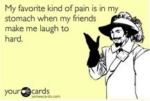 Humor / by Hannah Vaughn
