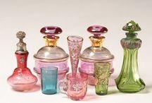Collection: perfume bottles / by Marije Zijderlaan-Daanen