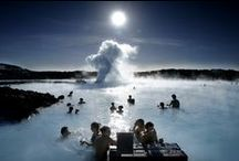 Natural pools we recomend / by HandPicked Iceland