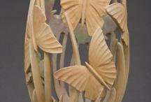 wood crafts / by Shelley Binks