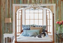 Dreamy Interior Spaces / by Rebecca Rouse