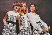 '60s Fashion / by Cassandra Considers