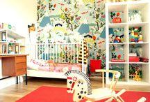 Children's Decor / by Cassandra Considers