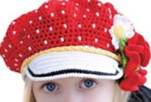 Crochet Hats for Baby & Kids / by Debbie Anderson Nolen