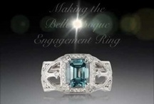 Luxury Engagement Rings / by Krikawa Jewelry Designs
