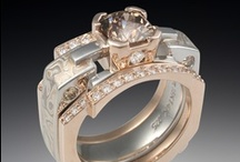Engagement Ring Enhancers / by Krikawa Jewelry Designs
