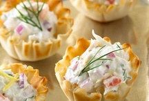 Appetizers / by Melinda Snyder