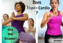 Yoga / by Rebecca Rouse
