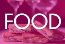 FOOD / by Sharon Beesley