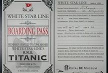~~ Titanic ~~ / by Terri Bleakney