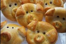 Breads-Muffins-Rolls / by Amie Lee-Power-Boggeman