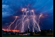 ~~ Lightening ~~ / by Terri Bleakney