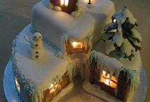Amazing Cakes-Christmas / by Amie Lee-Power-Boggeman