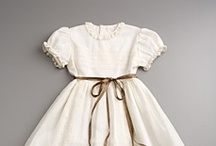 White Party Dresses for Girls / by Sharon Beesley
