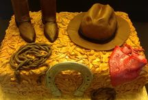 Amazing Cakes-Cowboy Themed / by Amie Lee-Power-Boggeman