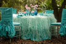 Color - Turquoise / by SAS Interiors Jenna Burger