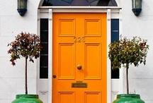 Color - Orange / by SAS Interiors Jenna Burger