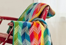 Scraps and Quilts / Inspiration for attacking the scrap stash and creating beautiful quilts. / by Susan Yates