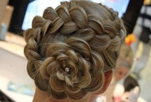 Beauty / hair , makeup, nails and upkeep / by Grace Hooks