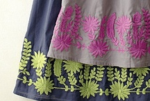 Skirt Inspiration for Women / Everything from eye candy to DIYs to high fashion to everyday wear-- inspiration for women's skirt sewing from every corner of the internet. / by Susan Yates