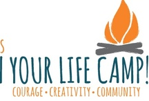 Design Your Life Camp! 2013 / Inspiring. Surprising. Delighting. Nourishing. Transformational. That's what this Camp is all about. We'll focus on Courage, Creativity, and Community. On this board, you'll find info about speakers and camp design. www.designyourlifecamp.com / by Patti Digh