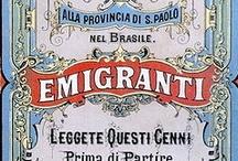 Emigranti / by Mariangela