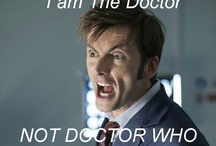 The Doctor / by Jackie Garrison