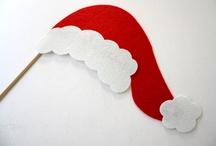 [photo] christmas photobooth / by Patricia Ramos