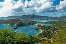Travel: Carribean / by Adina Marguerite