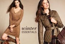 Winter Essentials / The most coveted cold-weather pieces. / by Ideel