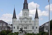 New Orleans / by Carina Cuevas