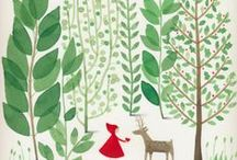 Little Red Riding Hood's House / by Lilly Bimble