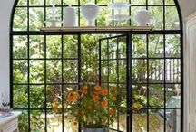 Habitat - Doors and Windows / Beautiful views and warm welcomes / by Cathy Prothro