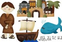 Bible: Jonah / by Linda Zaveson