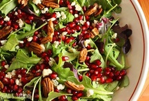 Food - Salads & Sides / by Cathy Prothro