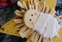 BIble: Jesus Birth & beginning ministry / NT YR1QT1  http://padfield.com/downloads/curriculum.html / by Linda Zaveson