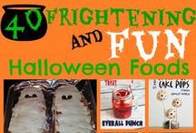 Halloween Fun / Halloween Crafts, Activities, Costumes and Food. / by The Joys of Boys