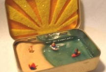 Dioramas and Other Altered Things / by Cathy Prothro