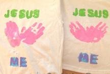 Bible: Jesus Loves Me / by Linda Zaveson
