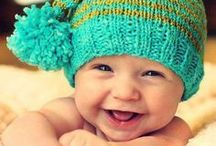 """Babies & Children / """"Children are a gift from the Lord."""" Psalm 127:3a / by Brenda Poe"""