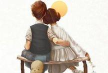 Geek Romance / by Vicky Northwood