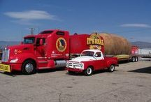 -Truck Stops - / The head-turning, jaw-dropping Great Big Idaho® Potato Truck is back on the road for its third consecutive cross-country tour.. Keep your eyes peeled for updates on where we have been! / by Famous Idaho® Potatoes
