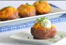 Baked Taters / by Famous Idaho® Potatoes